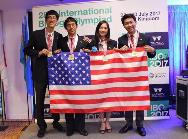 International Biology Olympiad (IBO)   CEE   USA Biology Olympiad